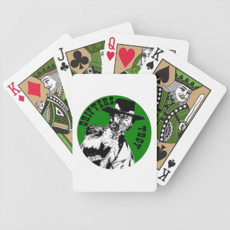 Drifters Bicycle Playing Cards