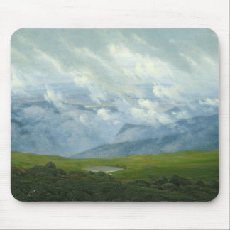Drifting Clouds Mouse Pad