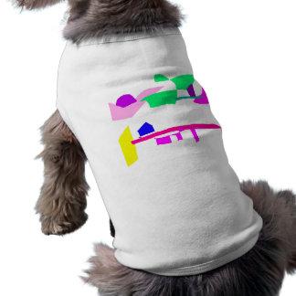 Drifting Ice Doggie Tee Shirt