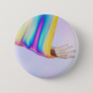 Drifting In Colors That Don't Exist Pinback Button