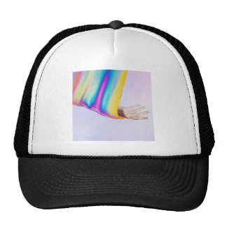 Drifting In Colors That Don't Exist Trucker Hat