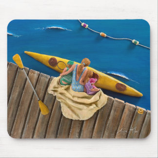 Drifting Off Mouse Pad