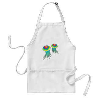 DRIFTING WITH CURRENTS ADULT APRON