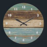 "Driftwood 2 Wall Clock<br><div class=""desc"">Design for the clock created in photoshop</div>"