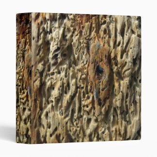 Driftwood 3 Ring Binder