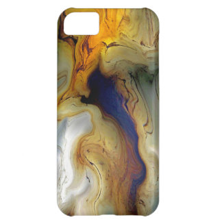 Driftwood abstract iPhone 5C case