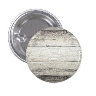 Driftwood Background 1 Inch Round Button