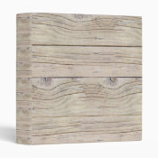 Driftwood Background 3 Ring Binder (<em>$22.00</em>)