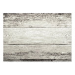 Driftwood Background Large Business Cards (Pack Of 100)