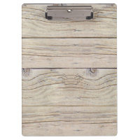 Driftwood Background Clipboard