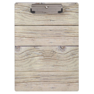 Driftwood Background Clipboard