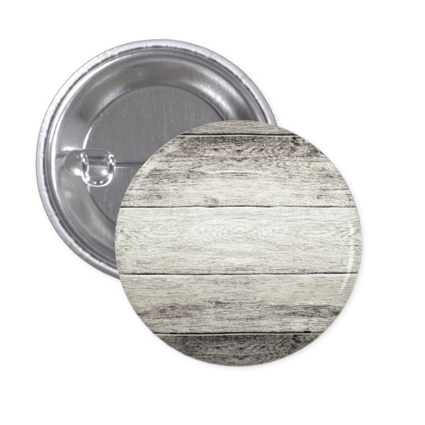 Driftwood Background Pinback Button