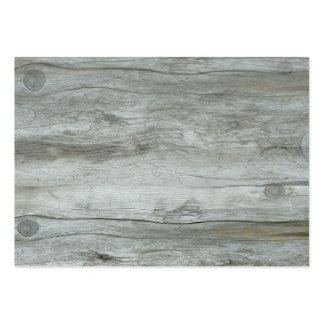 Driftwood Background Texture Business Card