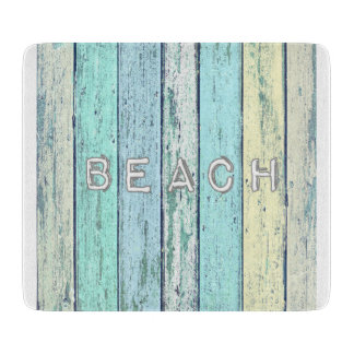 Driftwood Beach Cutting Board