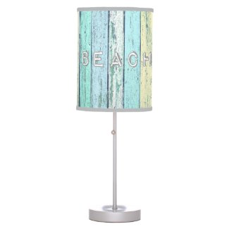 Driftwood Beach Desk Lamp