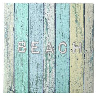 Driftwood Beach Tile