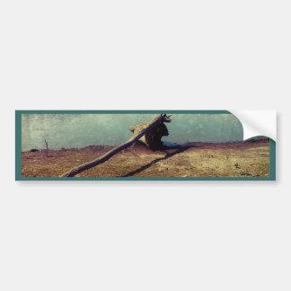 Driftwood Bumper Sticker