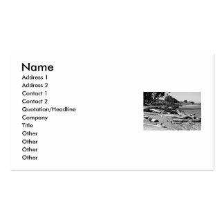 Driftwood Business Card
