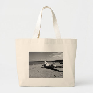 Driftwood Discovery Park Large Tote Bag