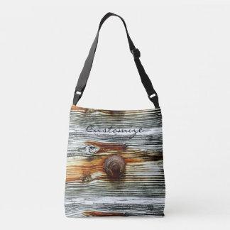 driftwood grey Thunder_Cove Tote Bag