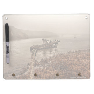 Driftwood in the Water Dry Erase Board