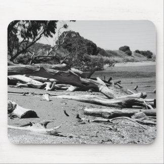 Driftwood Mousepad