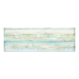 Driftwood Ocean Beach Coastal Seashore Wedding Photo Print