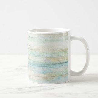 Driftwood Ocean Beach House Coastal Seashore Coffee Mug