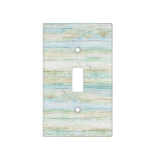 Driftwood Ocean Beach House Coastal Seas Light Switch Cover