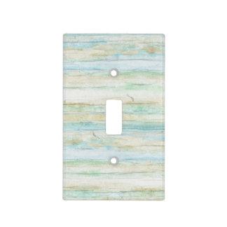 Driftwood Ocean Beach House Coastal Seashore Light Switch Plate