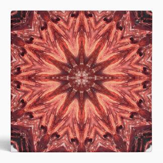 Driftwood Pattern. Vinyl Binder