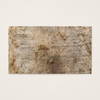 Driftwood Picture. Image of Weathered Wood. Business Card