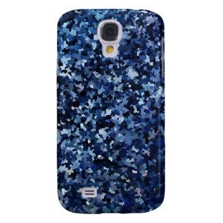 Dril de algodón Camo Carcasa Para Galaxy S4