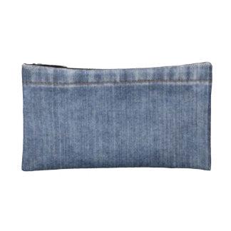 Dril de algodón-como bolso cosmético
