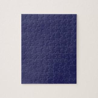 Dril de algodón de lino de los azules marinos de / rompecabezas