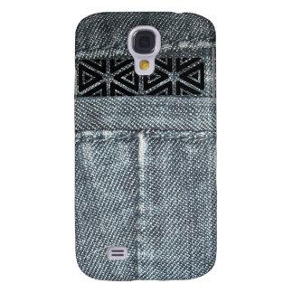 Dril de algodón fresco - casos del iPhone de la mo Carcasa Para Galaxy S4