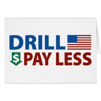 Drill America Pay Less Cards