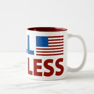 Drill America Pay Less Coffee Mug