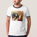 Drill America, Vintage Flag T-Shirt