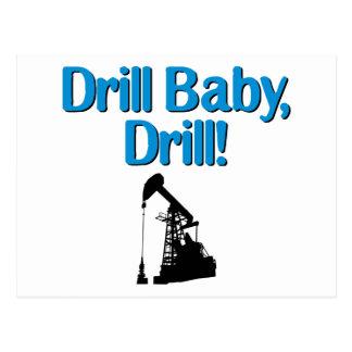 Drill Baby, Drill! Postcard