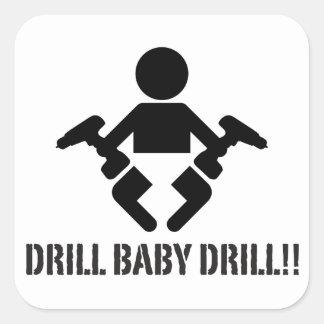 Drill Baby Drill!! - sticker