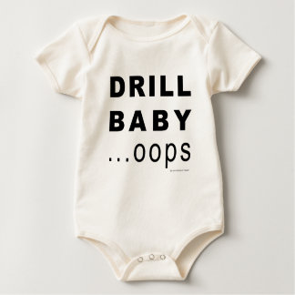 DRILL BABY ...oops Bodysuit