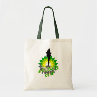 Drill, BeePee, Drill! Canvas Bag