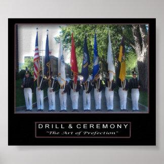Drill & Ceremony Print