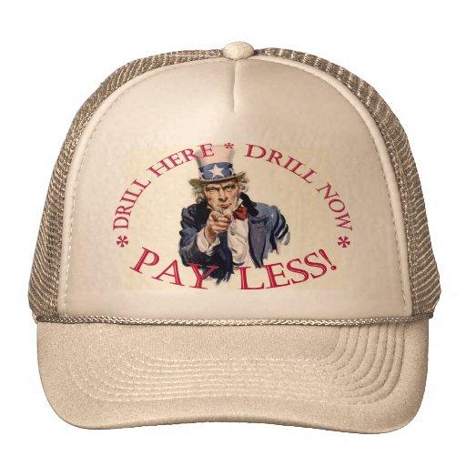 Drill Hat I - br