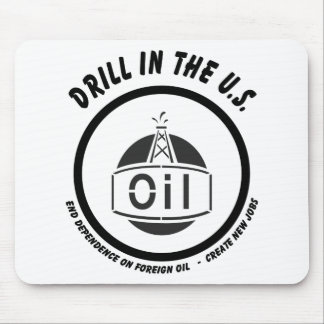 Drill in the US Mouse Pads