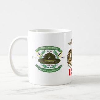 DRILL INSTRUCTOR SAN DIEGO COFFEE MUG