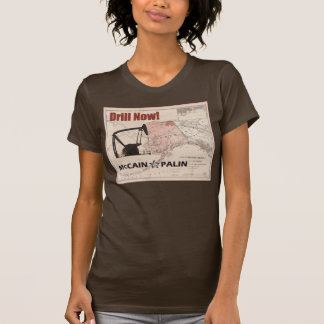 Drill Now! T-Shirt