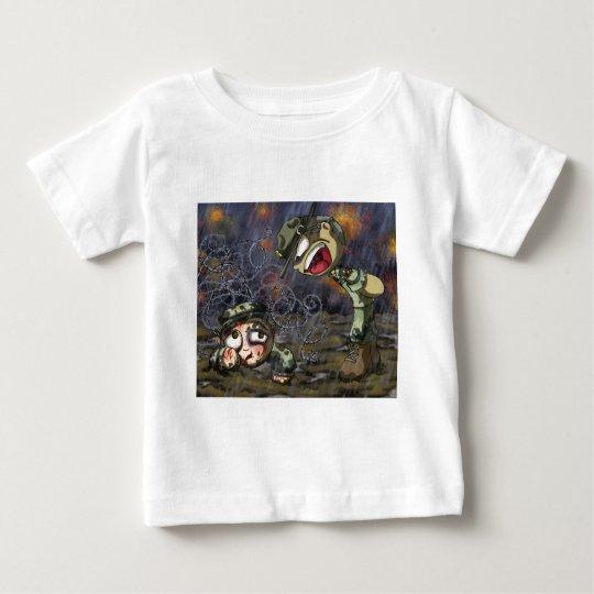 Drill Sergeant Baby T-Shirt