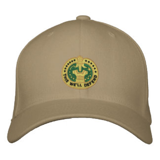 Drill Sergeant Embroidered Baseball Cap